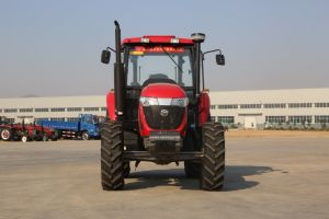 Waw Farm 120HP 4 Wheel Tractor for Sale From China pictures & photos