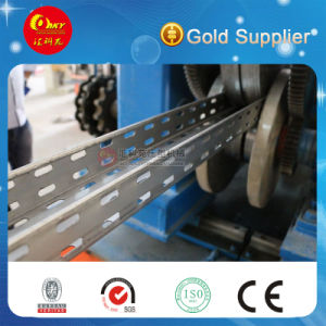 Hky Full Automatic Adjustable Steel Cable Tray Roll Forming Machine pictures & photos