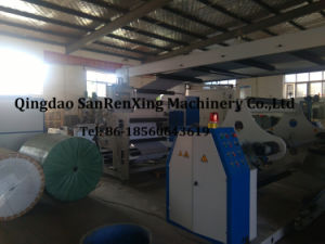 Hot Melt UV Adhesive Coating Machine for Sticker pictures & photos