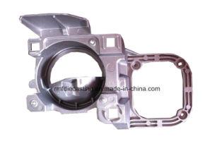 Aluminum/Aluminium Die Casting Lamp Parts Brass