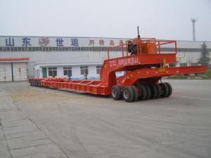 100-300ton Hydraulic Semi Modular Trailer