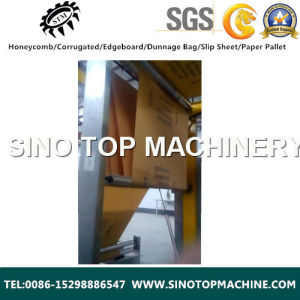 Automatic Inflatable Dunnage Air Bag Making Machine for Container Pillow pictures & photos