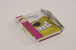 Latest Hardcover Printing Notebook/Journal with Magnet pictures & photos