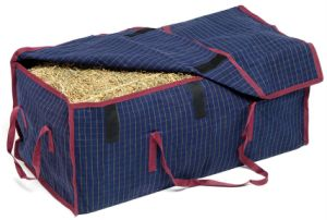 Hay Bale Bag for Carrying or Storaging Goods pictures & photos