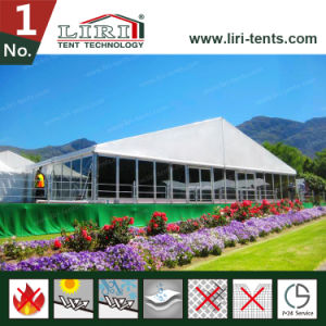 Customized 500 People Marquee Tent for Marathon in China pictures & photos