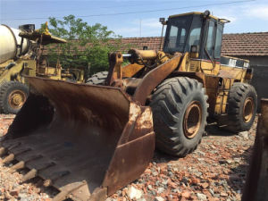 Used Cat Wheel Loader 966f (Cat 966F-2) pictures & photos