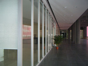 Aluminum Framed Movable Office Partition Walls pictures & photos