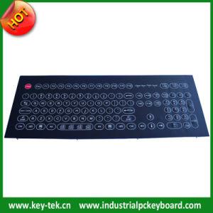 IP65 Dynamic Industrial Membrane Scratch Proof Keyboard