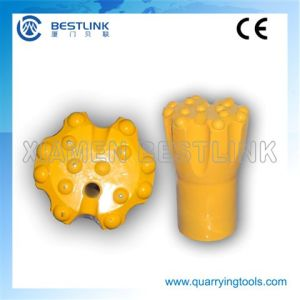 T45 Thread Button Bit for Drilling Hole pictures & photos