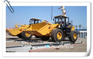 Caterpillar Front Loader Sem Zl50f-II Wheel Loader for Sale pictures & photos