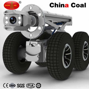 S300 Multi Functional Wheeled Crawler Pipe Inspection Camera pictures & photos