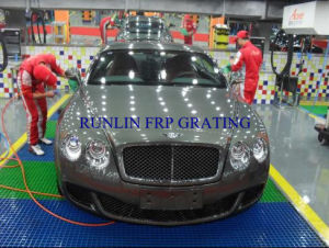 Car Wash FRP Grating
