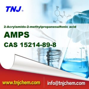 Good Quality 2-Acrylamide-2-Methylpropanesulfonic Acid AMPS CAS 15214-89-8 pictures & photos