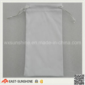 Microfiber Eyeglasses Bags with Customized Logo pictures & photos