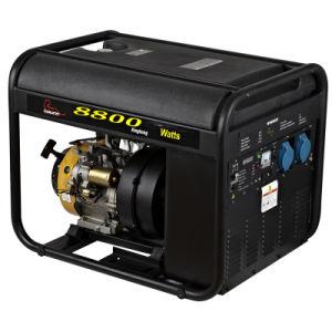 CE 8kw Plastic Fuel Tank Inverter Generator Gasoline (WH8800I) pictures & photos