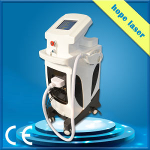 3 in 1 IPL Cryo Slimming Machine Cavitation Vacuum Multipolar RF pictures & photos