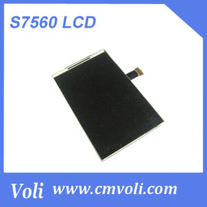 Mobile Phone LCD for Samsung S7560 pictures & photos
