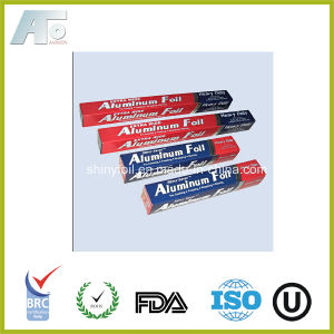 Aluminium Foil Rolls for Food Protection