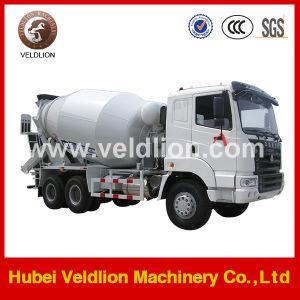 9 Cubic Meters HOWO 6X4 Mixing Truck pictures & photos