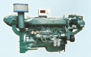 110~257kw Series Marine Diesel Engines (WD615) pictures & photos
