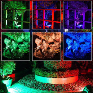 Outdoor Security 100W Waterproof RGB LED Floodlight pictures & photos