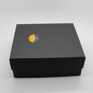 Cohiba High-End Luxurious Desktop Silver Guillotine Autumn Cigar Cutter Case (ES-EB-020) pictures & photos