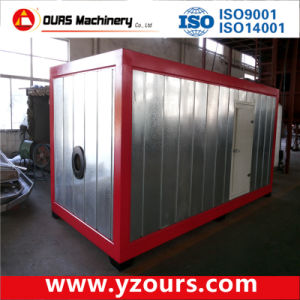 Powder Paint Coating Oven with Imported Burner pictures & photos