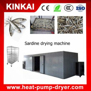 Hot Air Small Fish Dryer/Drying Machine for Sardine/Food Dehydrator pictures & photos