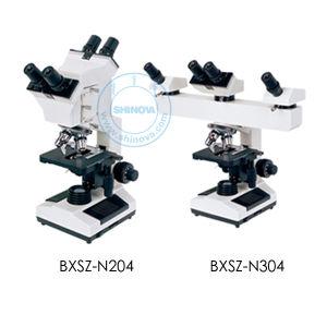 Multi-Viewing Microscope (BXSZ-N204/N304) pictures & photos