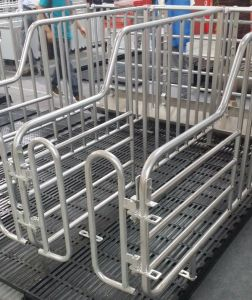 Agricultural Equipments Sow Gestation Crates pictures & photos