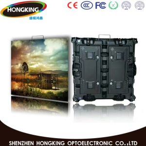 Die-Casting P8 Rental Outdoor Full Color LED Display pictures & photos