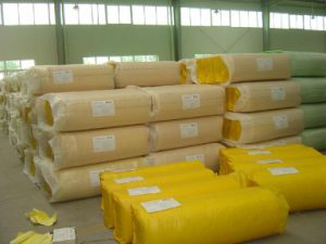 Fiberglass Wool Blanket HVAC Insulation Material pictures & photos