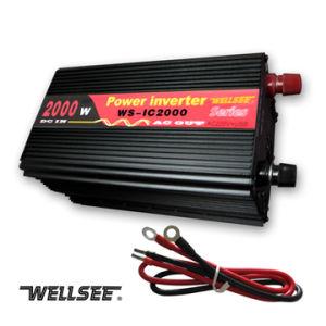 12V/24V 1000W Super DC to AC Inverter