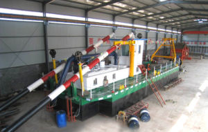 20 Inches Dredger pictures & photos