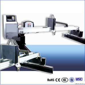 CNC Flame/Plasma Gas Cutting Machine