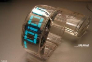 Fashion Digital LED Watch (JY-SQ096)