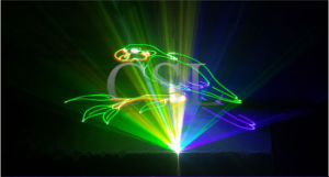 RGB Full Color 1W-20W Animation Laser Light (CSL-802) pictures & photos