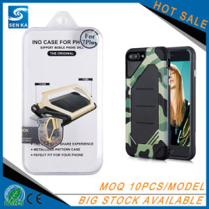 Camouflage Armor Shockproof Phone Case for iPhone 7/7plus pictures & photos