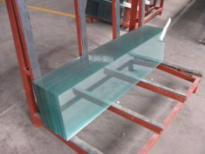Tempered Building Glass pictures & photos
