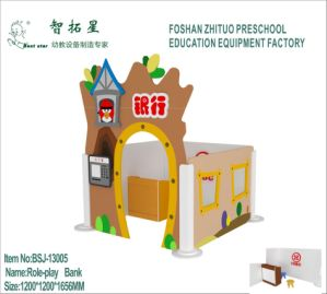 Children Indoor Pretend Game Play Equipment (BSJ-13005)