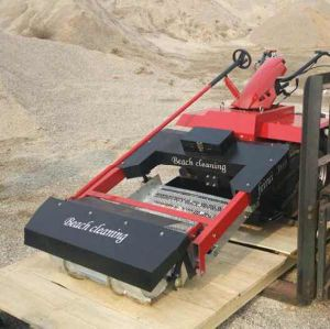 Beach Sand Cleaning Machine pictures & photos