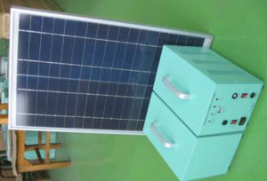 Portable Small Solar Power System pictures & photos