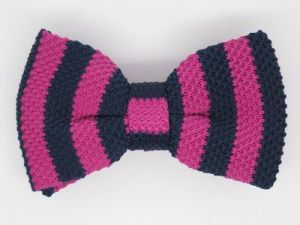 Fashion Polyester Knitted Men′s Bow Tie (DSCN0036) pictures & photos