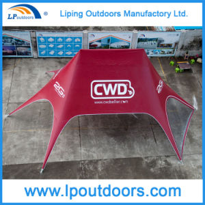 12X17m Double Pole Advertising Canopy Twin Star Tent pictures & photos