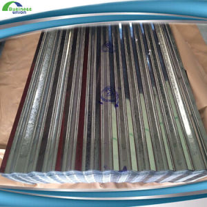 High Quality Corrugated Galvanized Steel Roofing Sheet for Africa pictures & photos