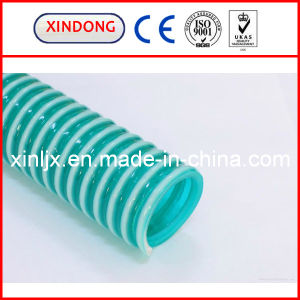PVC Plastic Rib Spiral Pipe Production Line pictures & photos