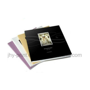Pefect Binding Booklet Printing Service (jhy-827) pictures & photos