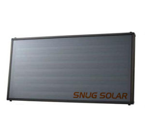 Hot Selling Flat Panel Solar Hot Water Heater pictures & photos