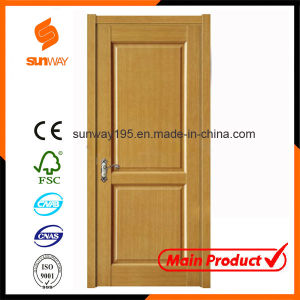 Wooden Single Door Designs with Hot Sale pictures & photos