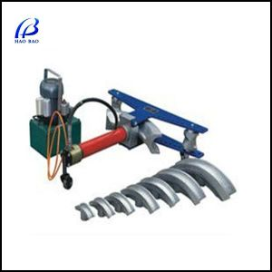 3-Inch Electric Hydraulic Conduit Pipe Bender (DWG-3B)
